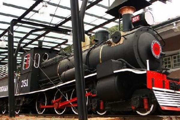 Locomotiva da Mogiana